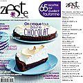 Ma revue de presse culinaire française pour nov-décembre 2013 (+ vidéo)