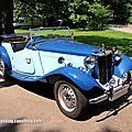 Mg TD roadster (1950-1953)(37ème Internationales Oldtimer Meeting de Baden-Baden) 01