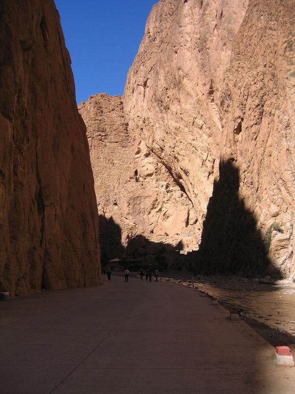 Paysage Sud Maroc