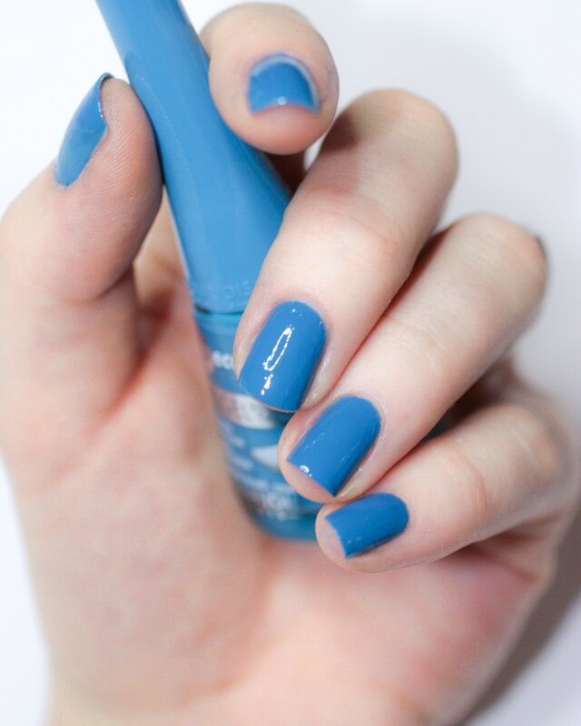 bourjois vernis 1 seconde Blue-tiful-3