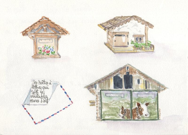 Boîtes à lettres