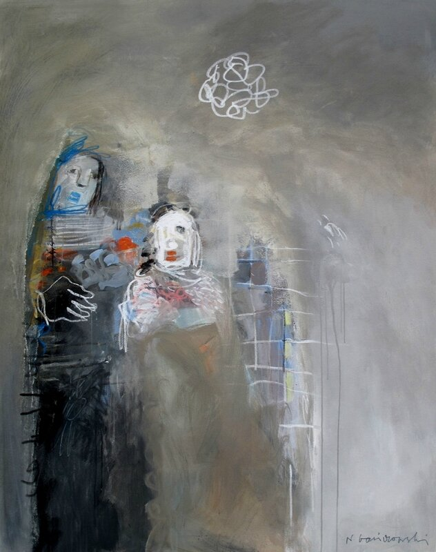 Des parents ordinaires (162x130cm)