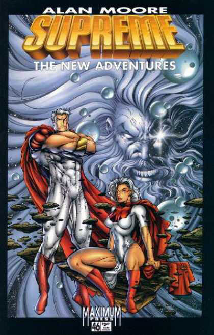 maximum press supreme the new adventures 46