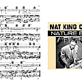 Nature boy - nat king cole (partition - sheet music)