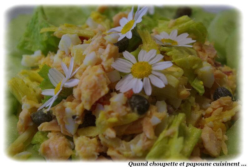 saumon en salade-2975