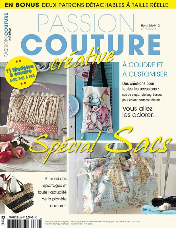 PassionCouturecreativeHS2Couverture
