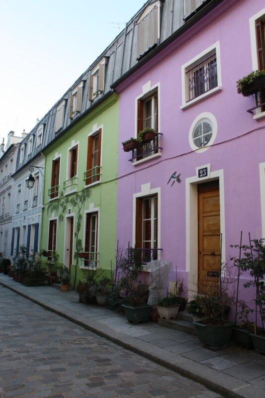 Rue cremieux (Paris 12)