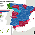 espagne-immigration-Largest immigrant groups in Spain