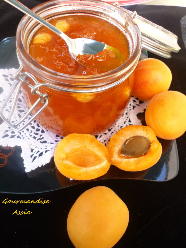 confiture page
