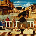 Exhibition includes masterpieces by one of the most celebrated painters of the italian renaissance