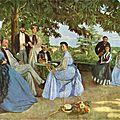 L'impressionnisme et la mode au musee d'orsay... (suite).