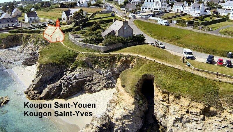 Ch30 - Chapelle Saint Yves - Emplacement initial de la chapelle au Loch