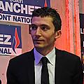 Julien sanchez, maire de beaucaire et conseiller régional sur lcp le 01/07/2015