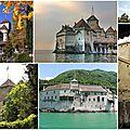 Chillon en suisse