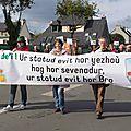 Carhaix : capitale bretonne d'un jour
