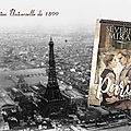 Service presse de netgalley : fragments d'éternité tome 1 : paris 1899 (séverine mikan)