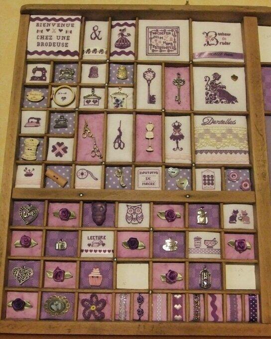 Sylvette Violette 20