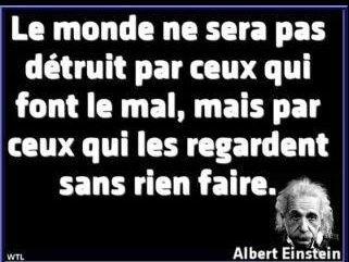 Einstein citation