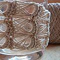 Bracelet trico-chet