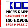 140 exposants du nautique