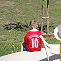 Rooney à la pêche.