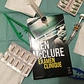 Examen clinique, ken mcklure
