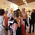 018 - vernissage de l'expo à Greve in Chianti - 02 juin 2015