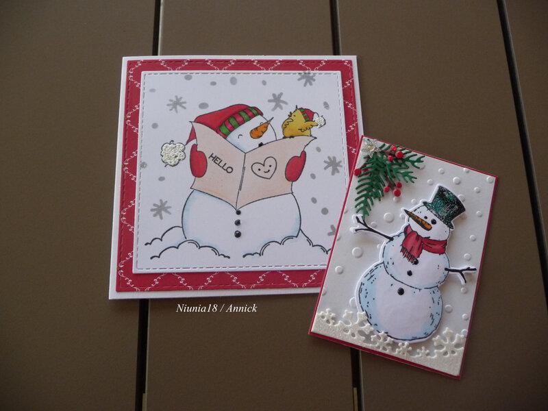Bonhomme de neige (1)
