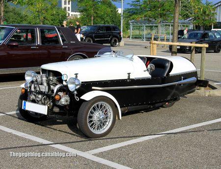 Beribo Replica Automobiles (BRA) type CV3 tricycle (400 ex 1998-2003)(Rencard Burger King juillet 2012) 01