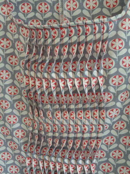 blouse plis ondulés 3