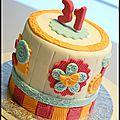 Gâteau scrap + petit concours...