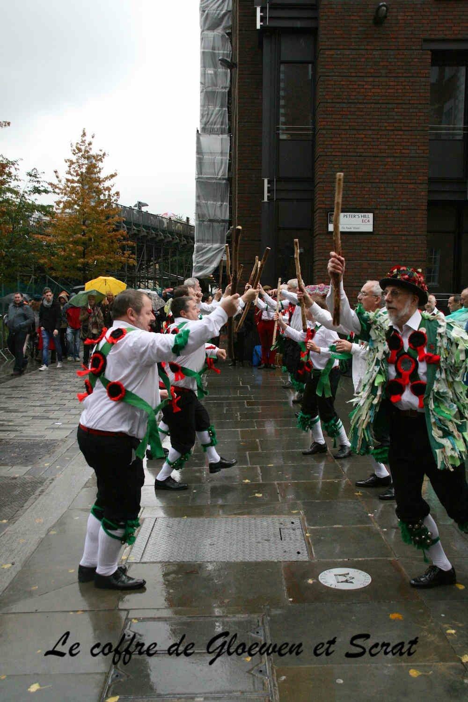 Danses folkloriques: Lord Mayor show