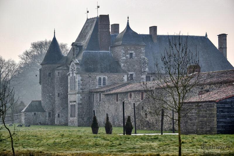 Voyage dans l'histoire du Château de la Chabotterie à Saint-Sulpice-le-Verdon (2)