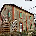Les Moutiers-en-Retz (Loire-Atlantique - 44) côté cour