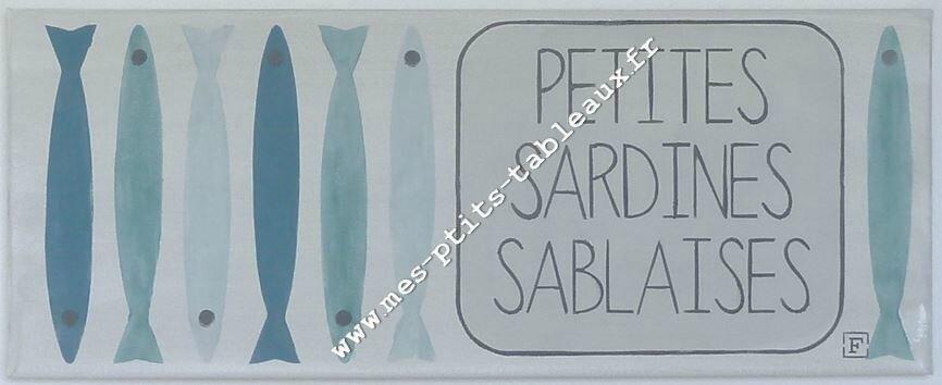 Petites sardines sablaises
