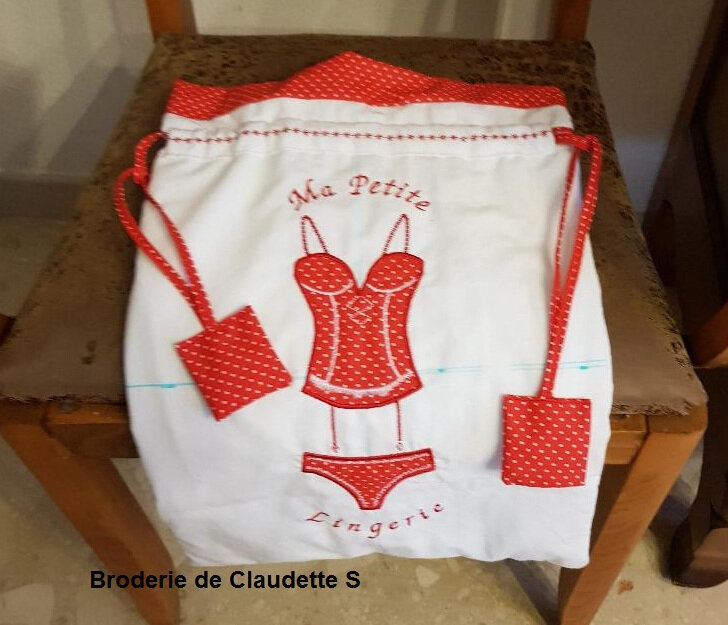Claudette S Lingerie
