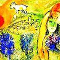 Chagall, aragon