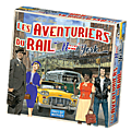 Aventuriers du rail : new york