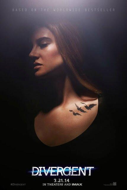La parenthèse dorée - divergent Tris
