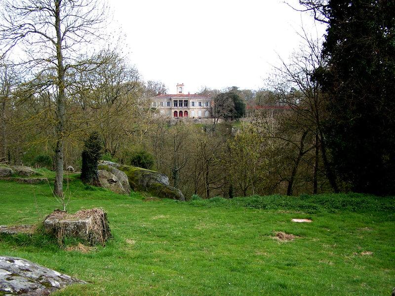 Domaine de la Garenne Lemot