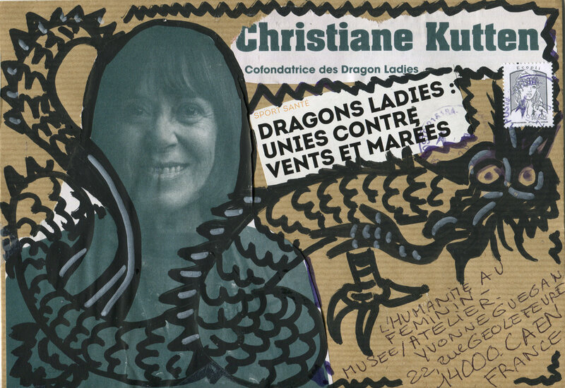 138 carpena cecile dragons ladies christiane Kutten recto