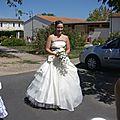 Robe de mariée Aurélie 2