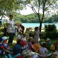 Sortie à l'aquarium Maternelle 2009