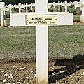 Soldat Antoine ALOGNET