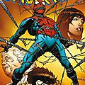 marvel deluxe spiderman un jour de plus