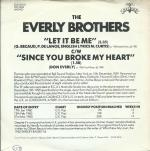 Everly Brothers verso