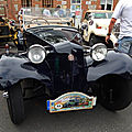 Tatra 57 cabriolet 2 places (1931-1935)
