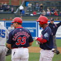 R. Baseball : Reading Phillies VS Connecticut