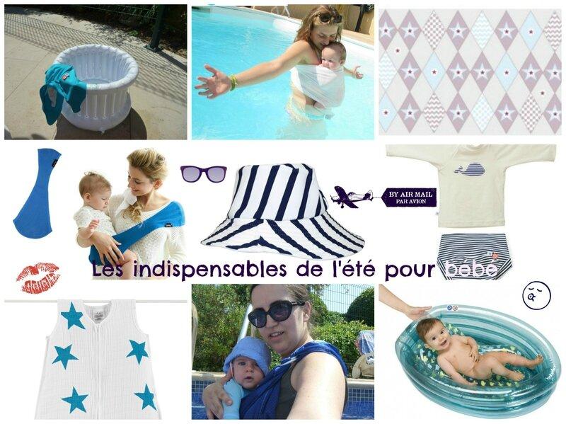 39b881a205412 Mes 10 indispensables de l été pour bébé ! (petite puériculture ...