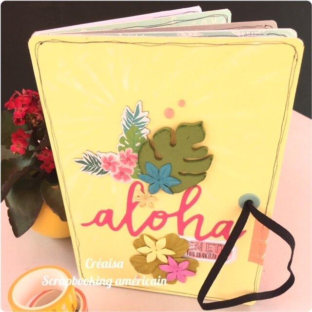 2018_07 Créaisa Aloha album
